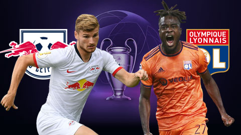 RB Leipzig vs Lyon