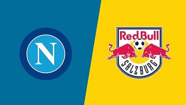 RB Salzburg vs Napoli