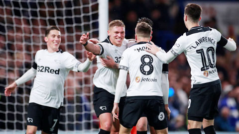 Derby County vs Charlton